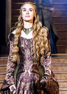 Ahhh!  Cersi, you bitch!  I still love your clothes.