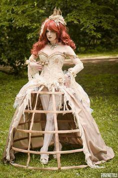 Steampunk Victorian...dream...