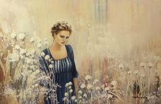 Rimfrost by Lanevska on DeviantArt Surreal Art, Gouache, Surrealism, Mona Lisa, Watercolor, Deviantart, Fantasy, Artwork, Painting