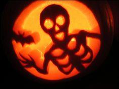 halloween decorations | BBC - Cumbria - History - Archive: Pumpkin gallery 2007