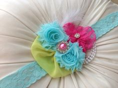 The Majestic One Headband or Hair Clip on Etsy, $15.99