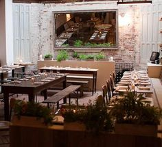 The Fat Radish - sustainable farm-to-table veggie gastropub in NYC