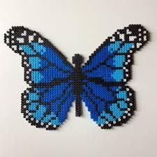 Resultado de imagen de hama beads blue