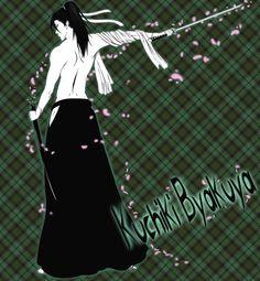 kuchiki Byakuya by KANONakaDominik.deviantart.com on @deviantART