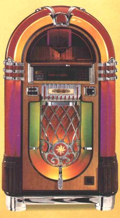 The Old Jukebox