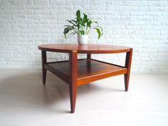 retro vintage salontafel design jaren 60 deens
