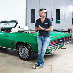 Reality TV: Gas Monkey Richard Rawlings gives peek under the hood of new 'Fast N' Loud' season | GuideLive