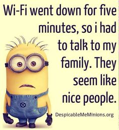 Everyone loves these minions. We have of the best minion quotes that are super funny. Humor Minion, Funny Minion Memes, Minions Quotes, Funny Jokes, Minion Sayings, Minion Stuff, Minions Minions, Evil Minions, Minion Top