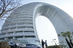 Sheraton Huzhou Hot Spring Resort - Moon Hotel - Huzhou, China - 2012 - MAD architects