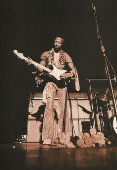 Jimi Hendrix in San Francisco)   Tumblr