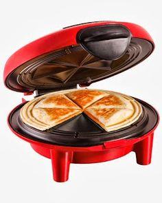 Kitchen Gadget Gift Guide ~ Quesadilla Maker #diy