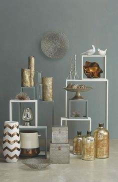 Mixed Metals - ROOME