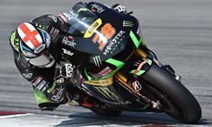 Britain's Bradley Smith wants to be among the leading satellite riders in MotoGP this season