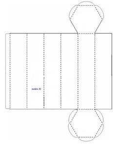 Como hacer caja de cartón