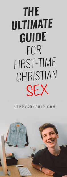 Truth and hope for the engaged, the newlyweds and everyone after that.   The Ultimate Guide For First Time Christian Sex