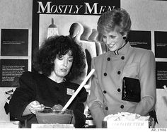 Diana talks with Anita Roddick, founder of the Body Shop, at the opening of new premises in Littlehampton, West Sussex The Body Shop, Body Shop At Home, Mccarthy And Stone, Anita Roddick, Brain Hemorrhage, Gordon Brown, Lady Diana Spencer, Princesa Diana