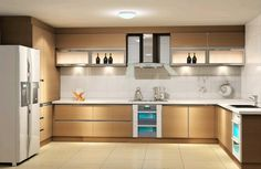 Why #ModularKitchen? 1. Modern and Chick to home interior 2. Easy to clean and maintain 3. Clutter free – No need to work about kitchen space around 4. Easy to move –It Can shifted easily from one place to another. Shop @ Pondicherry Kitchen Shop, www.fantasykitchens.in/kitchen-accessories