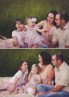 family of 4 photo ideas  Nampa Idaho photographer Monicadellphotography.com