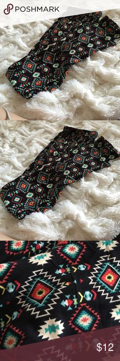 woman's summer legging plus  These are flattering soft black Muti color just flattering great value good quality sexy colorful its foe 2x to 3 x but also good for 1x. Great strecth read my love notes on my legging  Wild punch  Pants Leggings