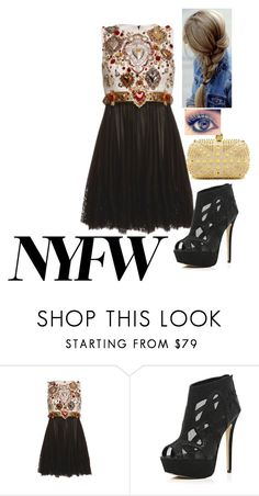 """Untitled #960"" by lola-guadalupe-delgado ❤ liked on Polyvore featuring Dolce&Gabbana and River Island"
