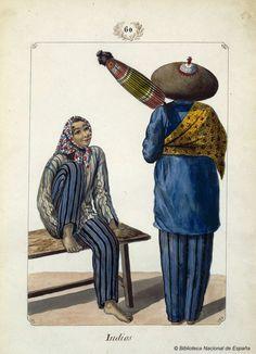 Mestiza de Sangley. Lozano, José Honorato 1821- — Dibujo — 1847