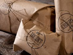Kraft/Butcher paper we love to wrap