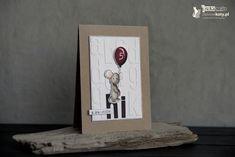 Urodzinowa mysia- inspiracja dla ZieloneKoty.pl #cardmaking #handmade #rękodzieło #ręcznierobione #dladziecka #urodziny #naprezent # Bookends, Home Decor, Decoration Home, Room Decor, Interior Design, Home Interiors, Interior Decorating
