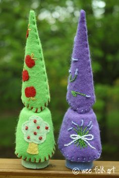 Large Gnomes for Little Hands - Part 3   Wee Folk Art
