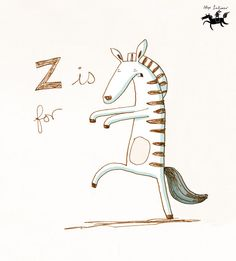 Z is for...   Alex Latimer