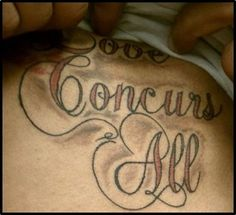 Gallery of Tattoo Fails with Grammar or Spelling Mistakes