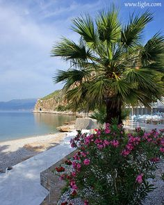 The new face of #Arvanitia Beach in #Nafplio. (May 2014)