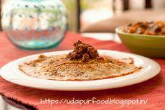 udaipur food channel: GUJARATI TAWA HANDWA