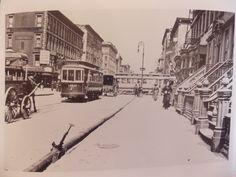 1912 Lexington E 58 St Trolley Bloomingdales NYC New York City 8 x 10 Photo | eBay