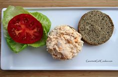Gourmet Girl Cooks: Low Carb Sandwich Rolls (No Flax) - Low Carb & Grain Free