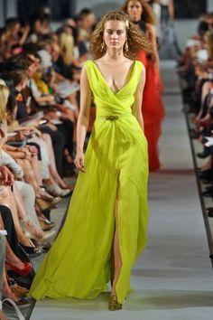 Nice Evening dresses Oscar de la Renta Spring 2012 Runway Review - theFashionSpot
