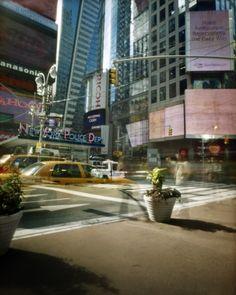 Rose Marasco  New York City Pinhole Photographs
