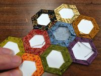 English Paper-Piecing Tutorial - Stitchin' Post in Sisters