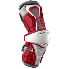 Protective Gear 62164: Maverik Rome Nxt Arm Guard Red/White Large New -> BUY IT NOW ONLY: $30 on eBay!