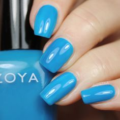 #ZoyaJuvia from the #ZoyaUltraBrites Collection