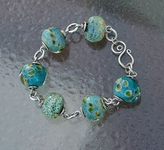 RESERVED for Diane  Handcrafted turquoise by elizabethfisher22