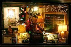 Goupil le fol, Bruxelles by emilyoops, via Flickr