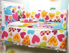 Promotion! 6PCS With Filler Baby crib bedding set baby bed set bedding bumpers  ,include (bumpers+sheet+pillow cover)