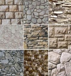Finally found a Cheap, Thin Version of Faux Stone Veneer. The Base ...