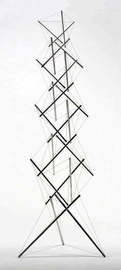 Kenneth Snelson (1927-2016) | 'E.C. Column'