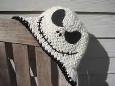 Jack the Pumpkin King hat! from Nightmare Before Christmas ...