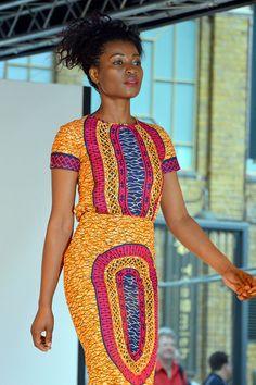 Africa Fashion Week London 2012.  DSC_0183 by KBTimages.co.uk(uk_photo_art), via Flickr