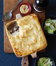 Shepherd's pie - Gourmet Traveller