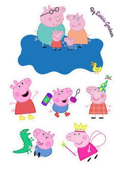 Ariane Carvalho's media content and analytics Peppa Pig Pinata, Bolo Da Peppa Pig, Peppa Pig Teddy, Cumple Peppa Pig, Pig Birthday Cakes, Baby Birthday, Bolo George Pig, Peepa Pig, Peppa Pig Wallpaper