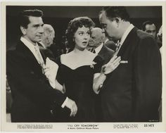 Susan Hayward and Richard Conte in I'll Cry Tomorrow (1955)