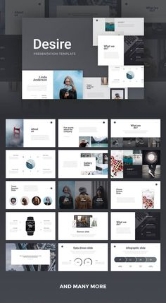 This set of 14+14 slick presentation templates are compatible with both Keynote and PowerPoint. Packed with more than 2200 easily customizable slides, you can simply drag and drop your images to update these beautiful, modern presentations.Get all thesePowerPoint and Keynote templates for only $24!
